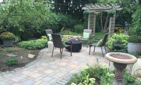 Hardscape Ideas For Small Backyards inside Backyard Patio Ideas For Small Spaces