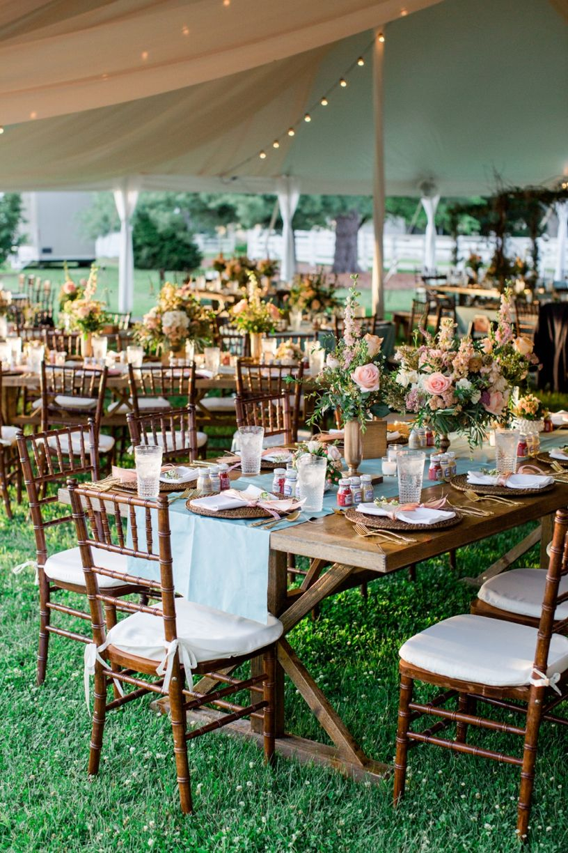 How Beautiful Is This Backyard Bbq Wedding Reception Weddings In with regard to Backyard Bbq Reception Ideas