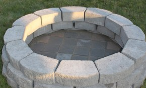 How To Build A Diy Fire Pit For Only 60 Keeping It Simple pertaining to Backyard Fire Pits Ideas