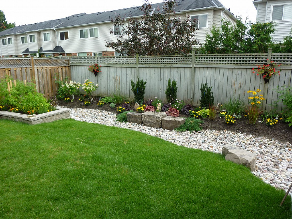 How To Make A Low Maintenance 2018 Simple Backyard Landscaping Ideas throughout 10 Clever Ways How to Make Simple Backyard Landscaping Ideas