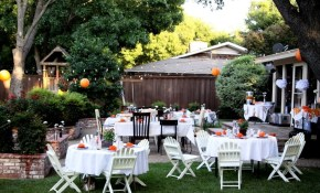 Ideas 10 Stunning Backyard Wedding Decorations Backyard Regarding pertaining to Simple Backyard Wedding Decorations