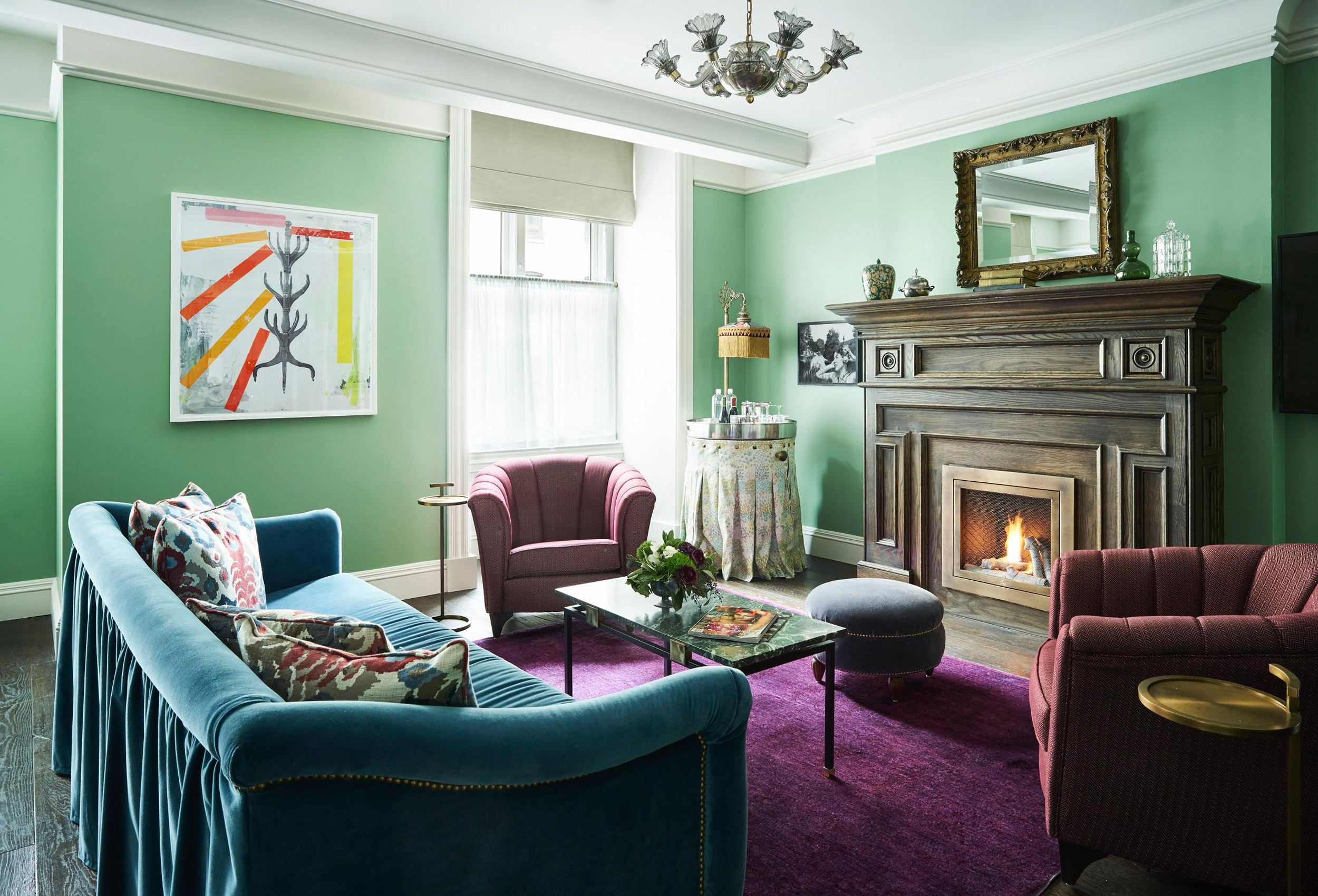 Introducing Modern Victorian And How To Do It In Your Home Emily throughout Modern Victorian Bedroom