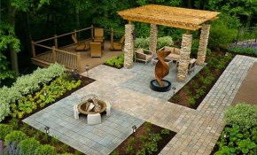 Lan 2018 Cheap Backyard Landscaping Ideas Sard Info pertaining to 10 Genius Concepts of How to Improve Cheap Backyard Landscaping Ideas Pictures