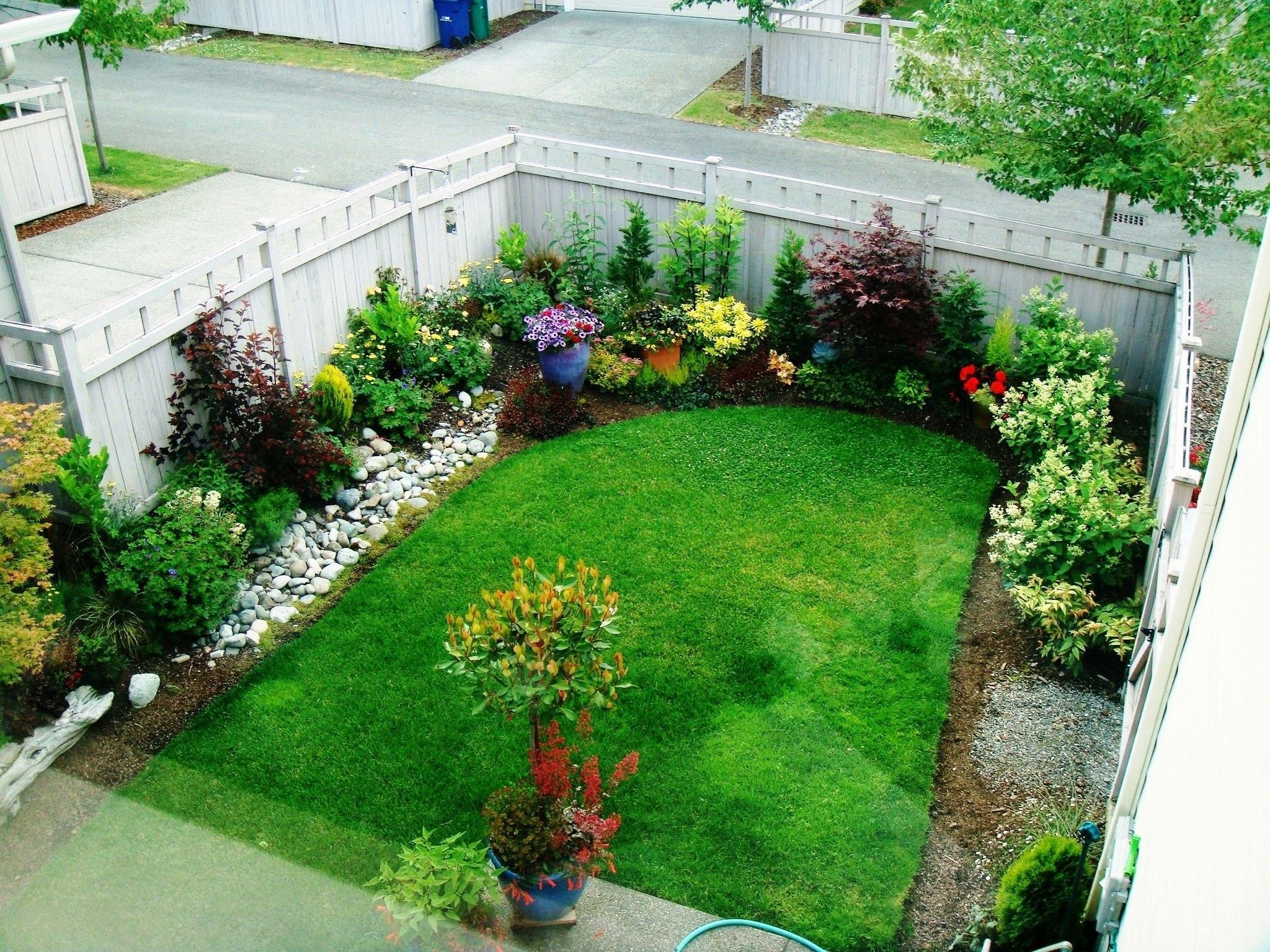 Landscaping Ideas For A Corner Lot Beautiful Corner Landscaping inside Corner Backyard Landscaping Ideas