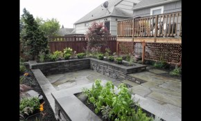 Landscaping Ideas For A Small Space Youtube in Small Space Backyard Ideas