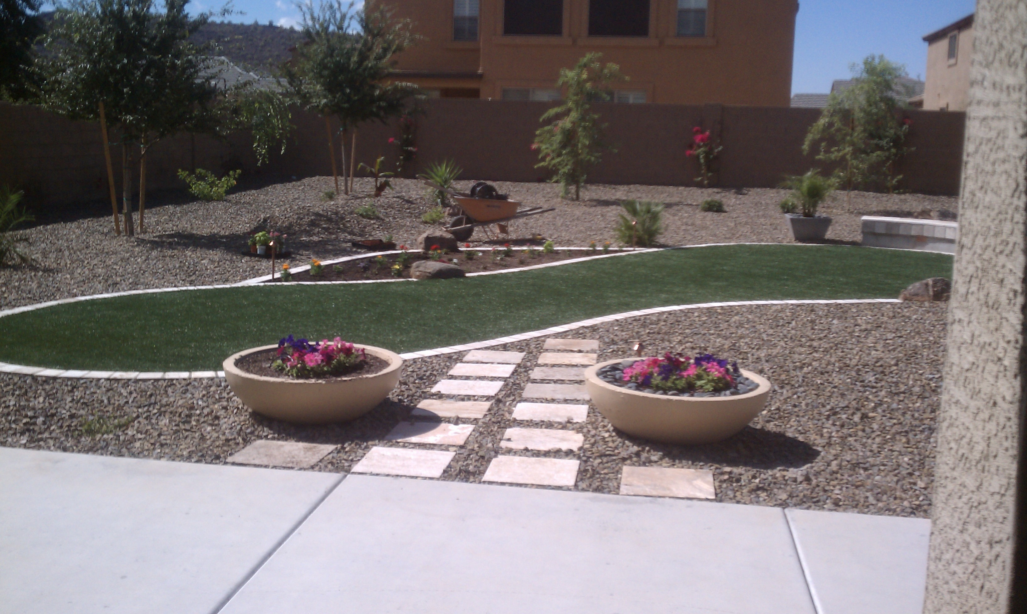 Landscaping Ideas Hansel Landscape Construction throughout 15 Genius Designs of How to Craft Phoenix Backyard Landscaping