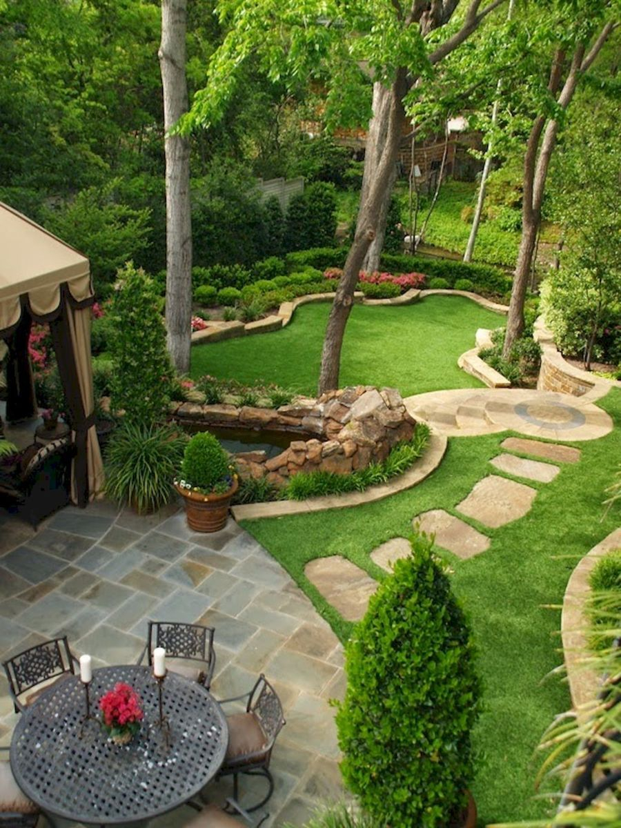Large Backyard Ideas On A Budget 10 Garten Backyard inside 15 Genius Designs of How to Makeover Backyard Landscaping On A Budget