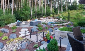 Low Maintenance Backyard Landscaping Ideas Southview Design Blog pertaining to How Much Is It To Landscape A Backyard