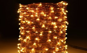 Magicnight 150 Leds 50ft Led Plug In String Starry Light Outdoor with regard to Backyard Decorative Lights