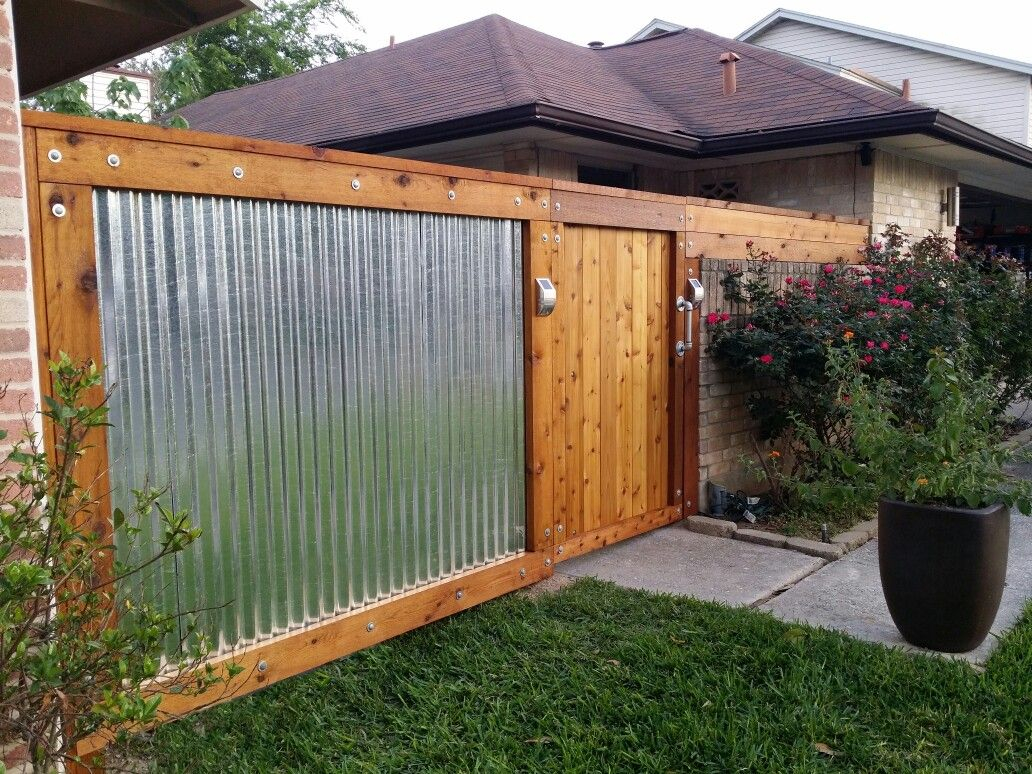 Metal Fence Cost Calculator Ducksdailyblog Fence Corrugated throughout Backyard Fence Cost Calculator