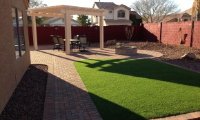 Phoenix Area Backyard Landscape Design Ideas And News Back Yard in 15 Genius Designs of How to Craft Phoenix Backyard Landscaping