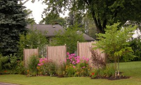 Professional Tips For Designing A Small Garden Landscape And with 10 Some of the Coolest Ideas How to Build Backyard Privacy Landscaping Ideas