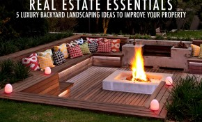 Real Estate Essentials 5 Luxury Backyard Landscaping Ideas To for 15 Some of the Coolest Ideas How to Makeover Landscaping Ideas Backyard