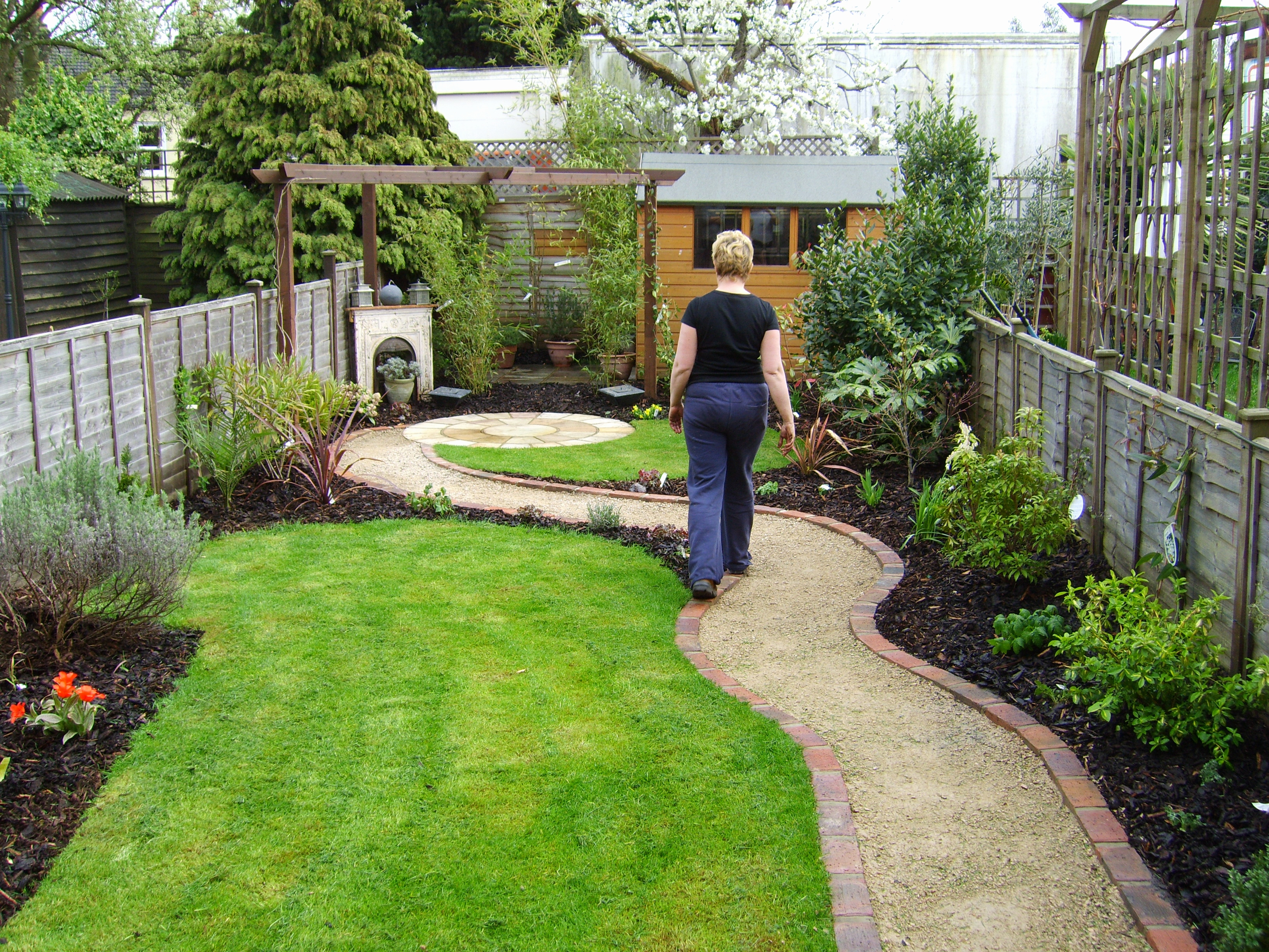 Small Backyard Landscape Designs Picture Of Ba 391 with regard to Small Backyard Landscaping Ideas