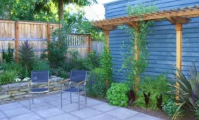 Small Backyard Landscaping Ideas On A Budget Simple And Low Cost regarding Small Backyard Design Ideas On A Budget
