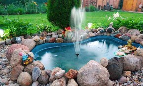 Small Creative Water Fountain Design Ideas Diy Outdoor Fountains within 10 Smart Ways How to Craft Backyard Water Feature Ideas