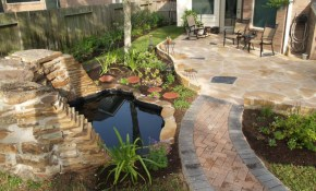 Small Front Yard Hardscape Ideas And Small Backyard Landscape Design pertaining to 13 Smart Ideas How to Upgrade Hardscaping Ideas For Small Backyards