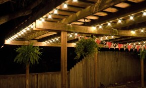 Smart Patio String Lights Awesome House Lighting Ideas To intended for Backyard String Lighting Ideas