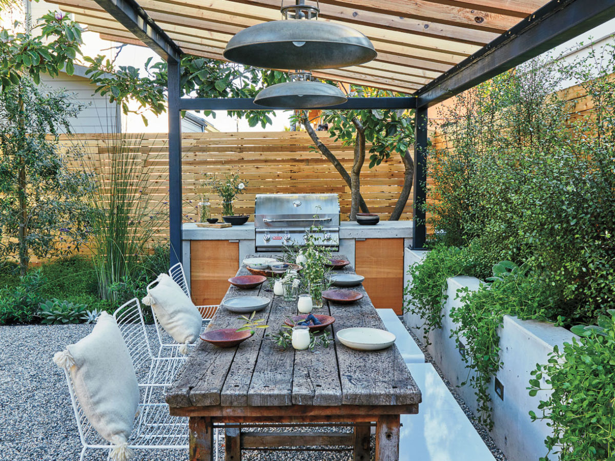 Transform A Yard With These Genius Hardscape Ideas Sunset Magazine inside Hardscaping Ideas For Backyards