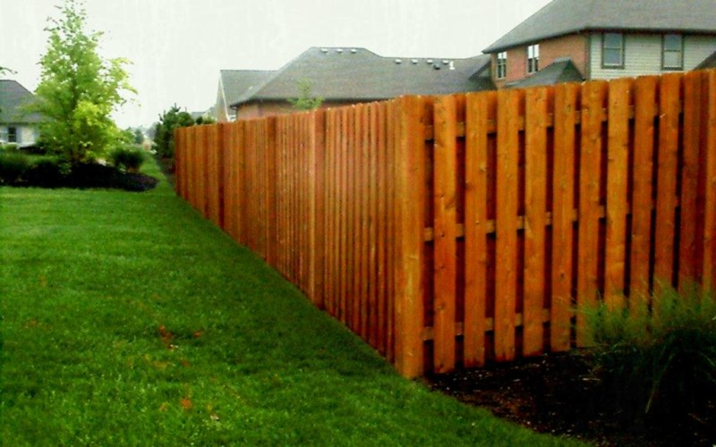 Types Of Fences For Yards Fence Ideas Site pertaining to 14 Clever Initiatives of How to Improve Types Of Fences For Backyard