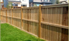 Wood Fence Cost Calculator Deliredutchatfr throughout Backyard Fence Cost Calculator