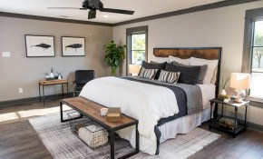 03 Beautiful Modern Farmhouse Bedroom Master Suite Ideas Home regarding 13 Smart Ways How to Make Modern Farmhouse Bedroom
