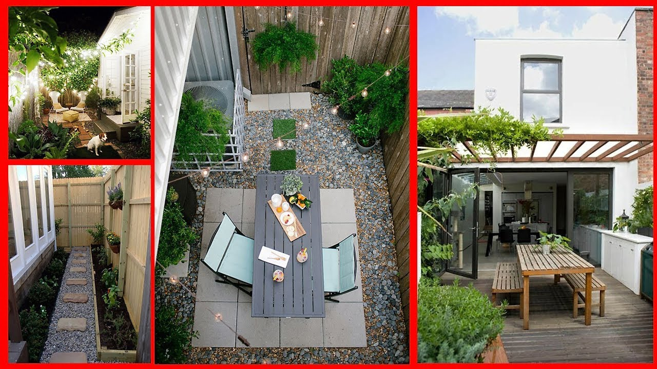 10 Small Terraced House Backyard Ideas Youtube throughout 10 Clever Concepts of How to Upgrade Backyard House Ideas