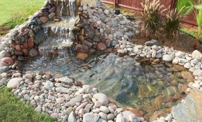 15 Diy Backyard Pond Ideas Vrt Ponds Backyard Garden Waterfall intended for 11 Some of the Coolest Ways How to Makeover Backyard Pond Ideas