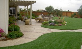 20 Awesome Landscaping Ideas For Your Backyard Gardensoutdoor intended for Large Backyard Landscaping