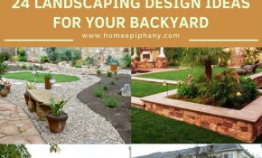 24 Beautiful Backyard Landscape Design Ideas Home Design Home throughout 13 Genius Tricks of How to Build Beautiful Landscaped Backyards
