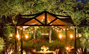 27 Best Backyard Lighting Ideas And Designs For 2019 pertaining to 15 Some of the Coolest Designs of How to Build Backyard Party Lighting Ideas