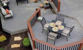 28 Awesome Backyard Patio Deck Ideas Decoreditor within Backyard Patio Deck Ideas