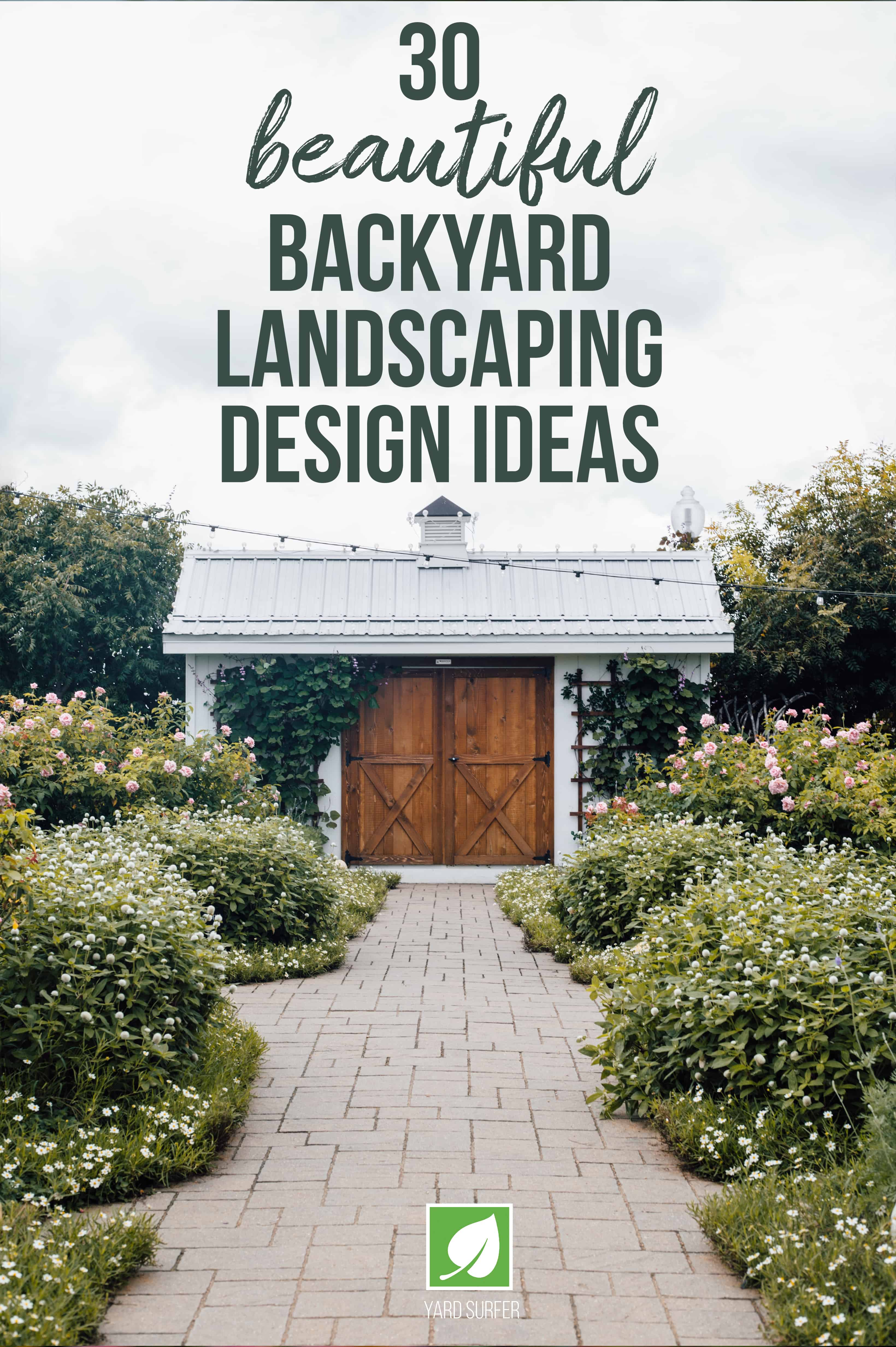30 Beautiful Backyard Landscaping Design Ideas Yard Surfer regarding 12 Smart Concepts of How to Makeover Landscaping Plans Backyard