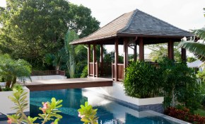 34 Glorious Pool Gazebo Ideas inside 12 Some of the Coolest Ideas How to Make Backyard Pool Decor