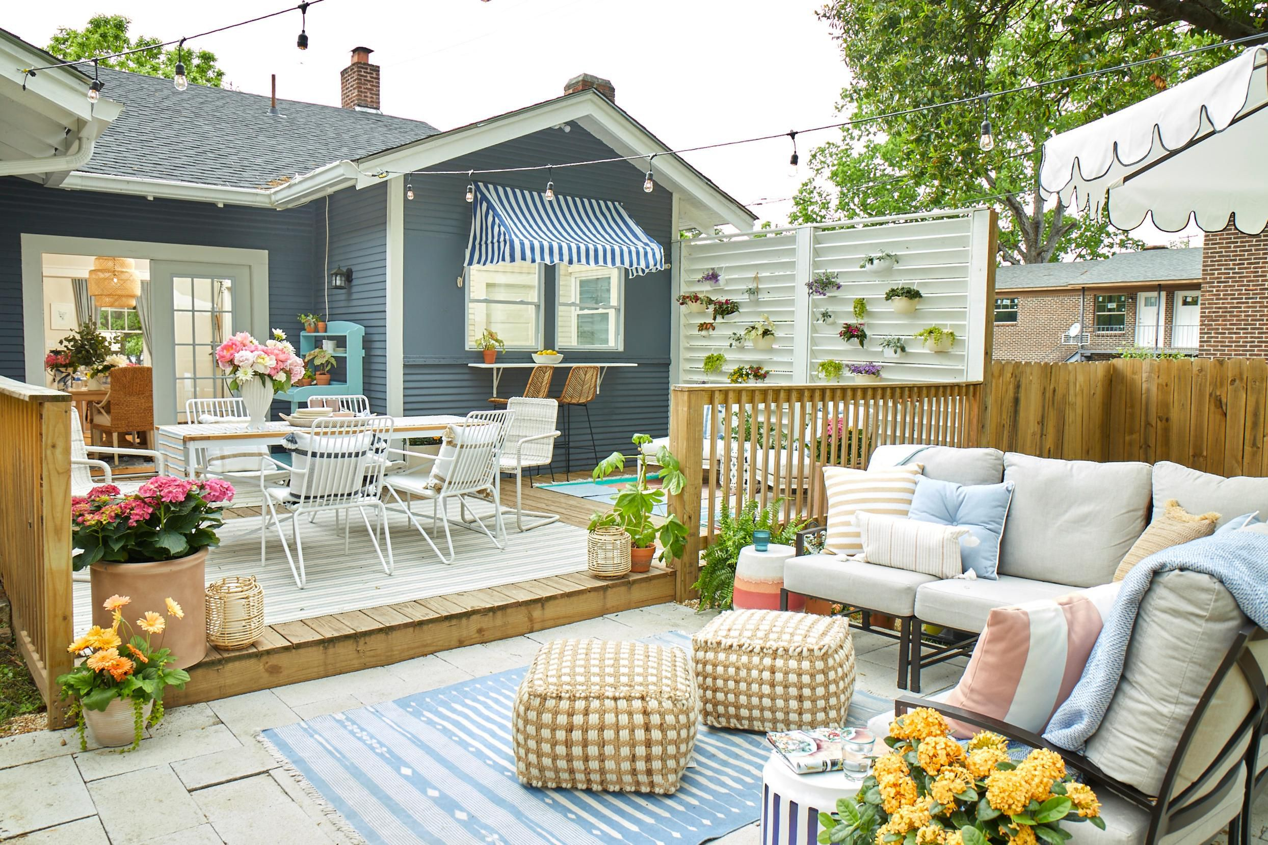 35 Best Patio And Porch Design Ideas Decorating Your Outdoor Space for 16 Awesome Concepts of How to Make Backyard Decorating Ideas Home
