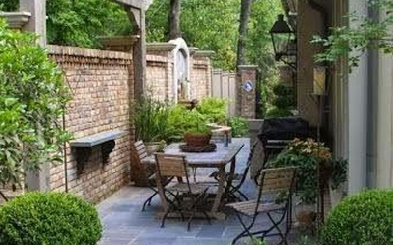 40 Beauty Small Backyard Decorating Ideas Environments Small with regard to Backyard Decorating Ideas Home