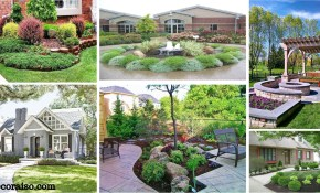 44 Budget Friendly Yard Design Landscaping Ideas Decoraiso throughout Landscaping Ideas Backyard On A Budget