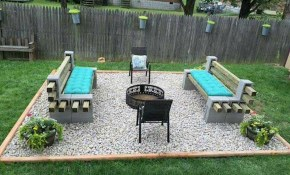 57 Awesome Backyard Fire Pit Ideas 38 Ideaboz with regard to Awesome Backyard Ideas