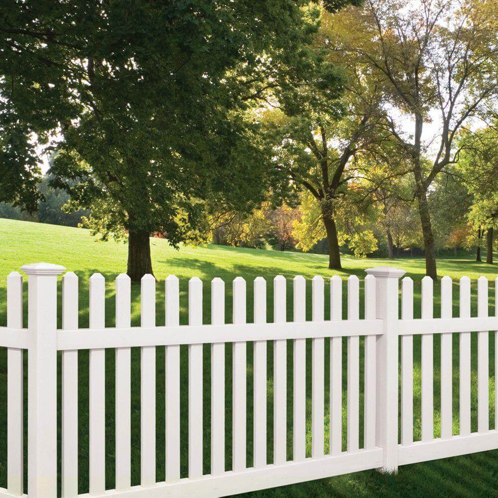 75 Fence Designs Styles Patterns Tops Materials And Ideas throughout 16 Clever Ideas How to Make Types Of Backyard Fencing
