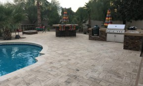 Arizona Backyard Landscape Design Staycation Ready In Queen Creek within 10 Genius Tricks of How to Craft Arizona Backyard Landscape