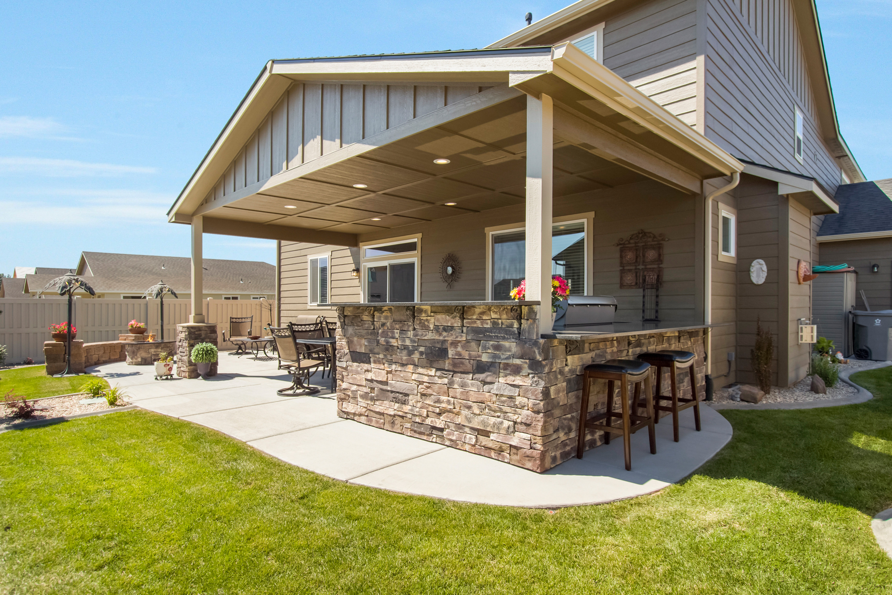 Backyard Ideas For Your New Home Hayden Homes Blog in 12 Some of the Coolest Designs of How to Build New Backyard Ideas