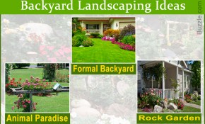 Backyard Landscape Design Stunning Backyard Landscaping Ideas intended for 10 Clever Tricks of How to Build How To Design Your Backyard Landscape