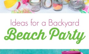 Beach Party Ideas For The Backyard Kids Will Love These intended for 16 Awesome Concepts of How to Upgrade Backyard Decorations For Party