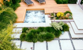 Beach Yard Sunset Magazine for 10 Clever Tricks of How to Build How To Design Your Backyard Landscape