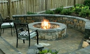 Cheap Diy Fire Pit Ideas 2018 How To Build Survival Stone intended for 11 Some of the Coolest Tricks of How to Make Cheap Backyard Fire Pit Ideas