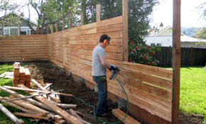 Cheap Diy Privacy Fence Ideas 53 Outside Diy Privacy Fence with regard to 13 Awesome Initiatives of How to Make DIY Backyard Fence
