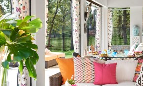 Colorful Backyard Decorating Ideas with 12 Clever Tricks of How to Build Decorating A Backyard