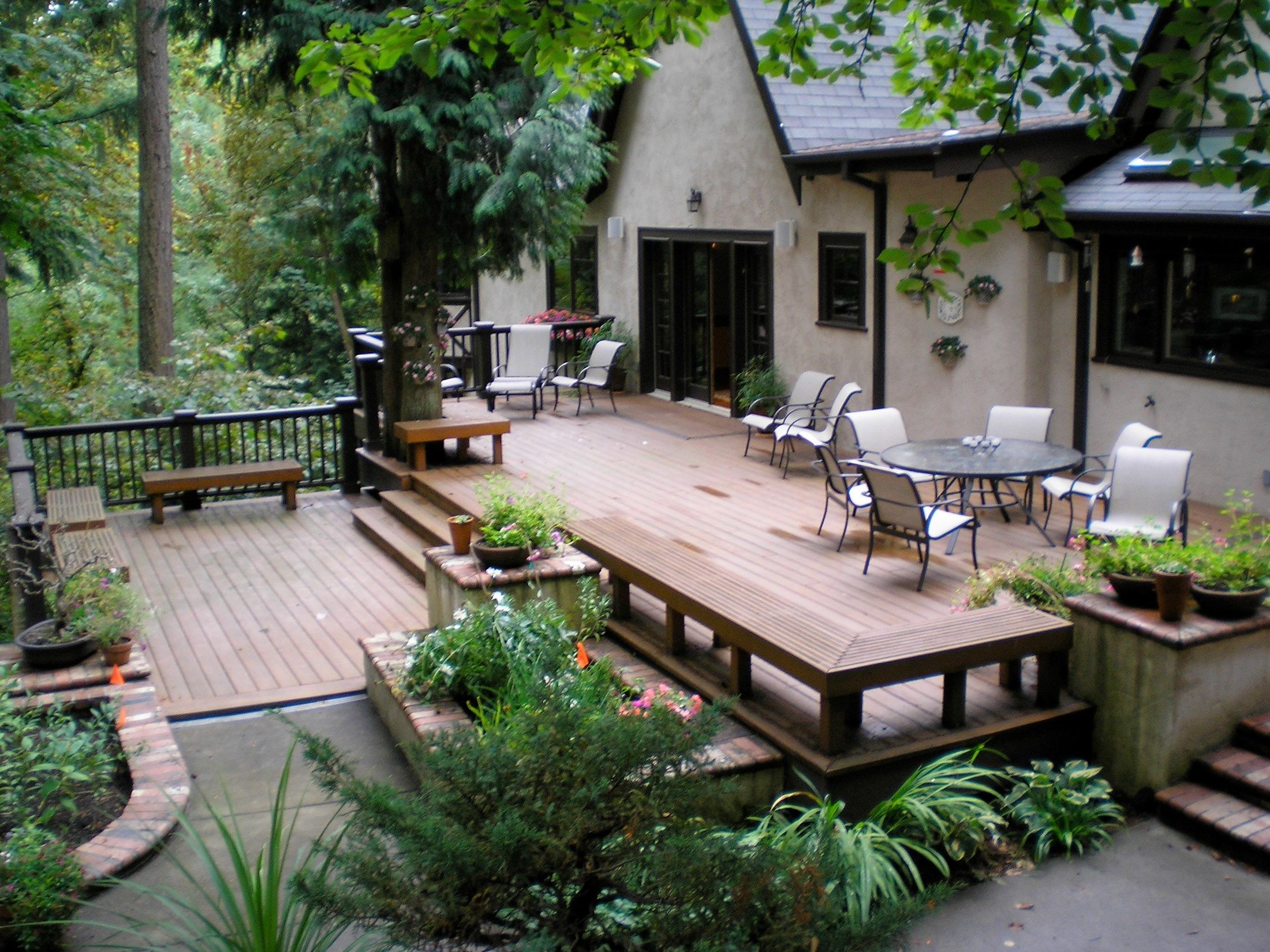 Deck Ideas Designs Pictures Photogallery Decks in 10 Awesome Ways How to Craft Backyard Decks And Patios Ideas
