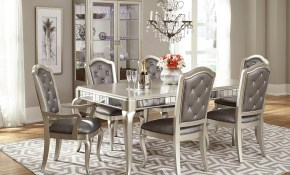 Diva Dining Room Set Samuel Lawrence Furniture 1 Reviews pertaining to Living Room And Dining Room Sets