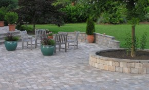 Easy Steps To Install Landscaping Pavers Bistrodre Porch Backyard in 12 Some of the Coolest Ways How to Craft Backyard Landscaping Ideas With Pavers
